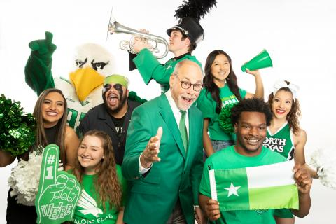 National advertising campaign showcases UNT's expanding footprint in Frisco